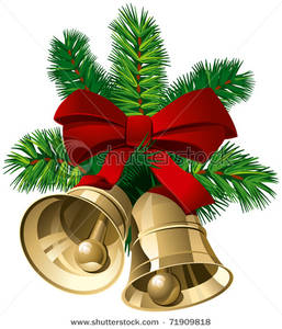 Christmas_Bells_with_red_ribbon_and_pine_twigs_Vector_Illustration_111125-210314-533009